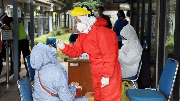 Mulai Hari Ini Tarif Rapid Test Antigen di Stasiun Turun, Jadi Berapa?