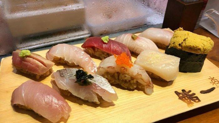 Ini 10 Fakta Unik Sushi, Makanan Khas Jepang yang Pernah Jadi Alat Pembayaran Pajak