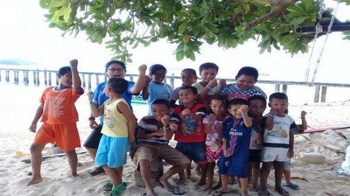 Belajar Bersama Alam di Desa Tambun Pulau Talise Kabupaten Minahasa Utara.
