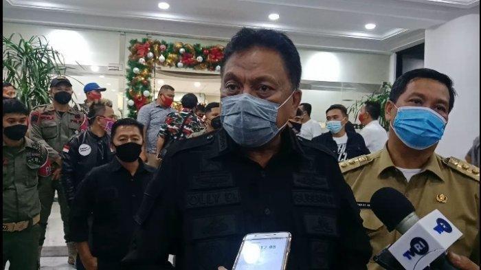 Gubernur Sulawesi Utara Olly Dondokambey