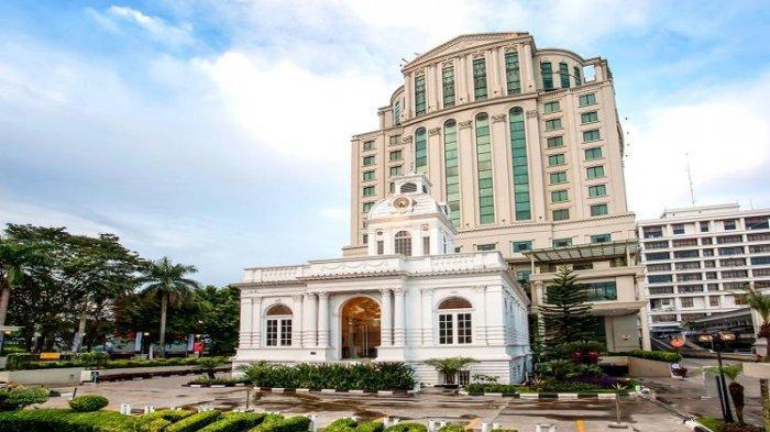 Begini Sejarah Bangunan Balai Kota Lama Medan yang Kini Jadi Hotel Grand City Hall Medan
