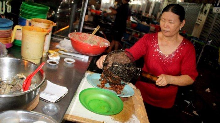 Jalan Semarang Menjadi Kawasan Kuliner Non-halal di Malam Hari