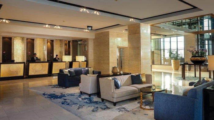 Aryaduta Satu-satunya Hotel di Medan yang Punya Lobby di Lantai 9