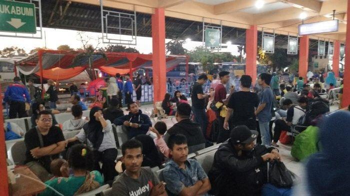 Sehari Jelang Natal 28,165 Penumpang Diberangkatkan Melalui Terminal Kampung Rambutan