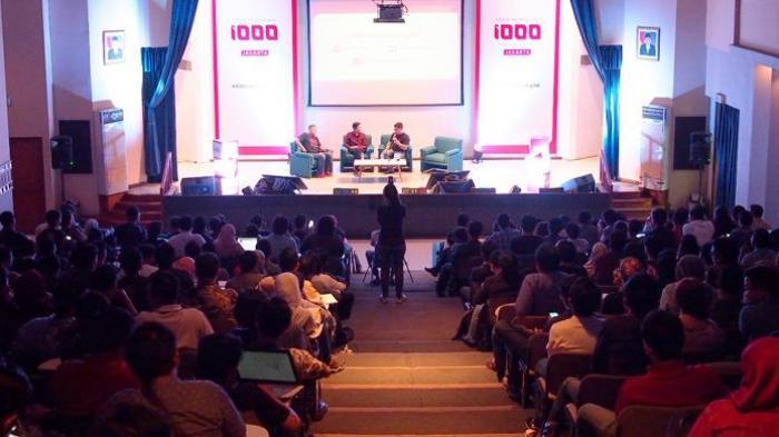 Pendaftaran Gerakan Nasional 1.000 Startup Dibuka sampai Tiga Bulan ke Depan