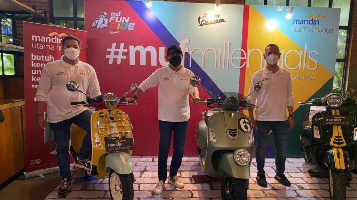 Hadirkan Program Cicilan Berbunga dan Balloon Payment untuk Pembelian Kendaraan Bagi Milenial