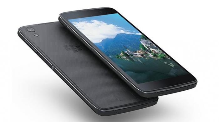 BlackBerry 'Bocorkan' Ponsel Android Generasi Terbaru