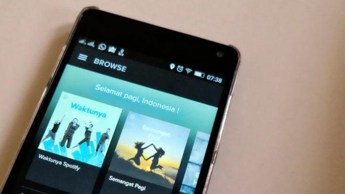 Cara Download Lagu MP3 di Spotify untuk Perangkat HP dan Laptop, Pastikan Akunmu Premium