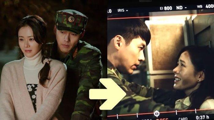 10 Momen Manis dan Menggemaskan Hyun Bin dan Son Ye Jin di Drama Crash Landing On You