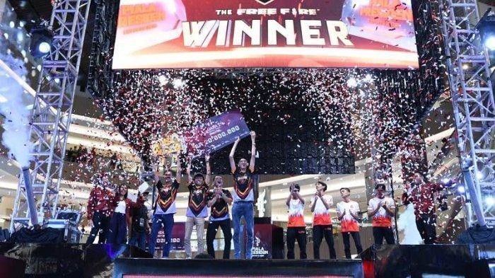 10 Pemenang Wilayah Timur Melaju ke Final Nasional Piala Presiden Esports 2020