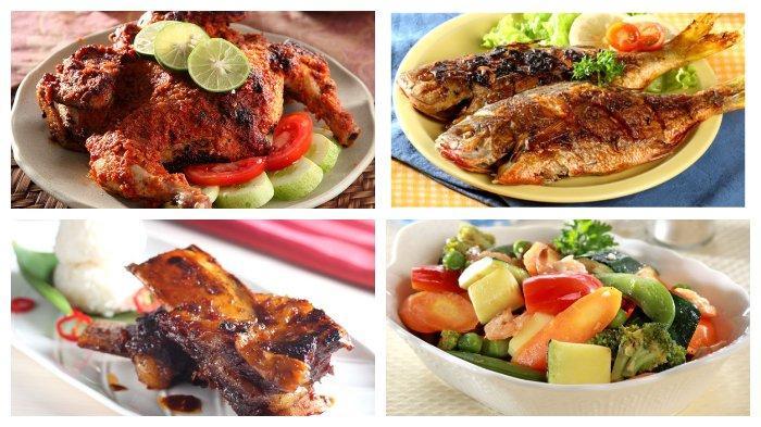 10 Resep Hidangan Spesial Malam Tahun Baru, Mulai dari Ayam Bakar Padang hingga Iga Bakar Madu
