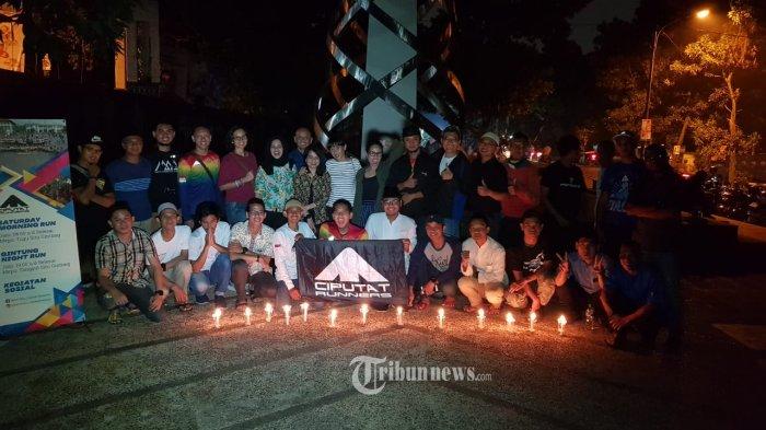 10 Tahun Musibah Situ Gintung Ciputat Runners Gelar Doa Bersama