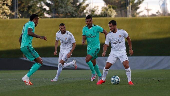 Real Madrid vs Eibar Liga Spanyol, Zinedine Zidane Sempat Pusing Pilih Pemain