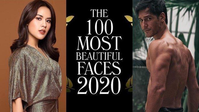 Raisa hingga Richard Kyle Masuk Nominasi 100 Most Beautiful and Handsome Faces 2020 TC Candler