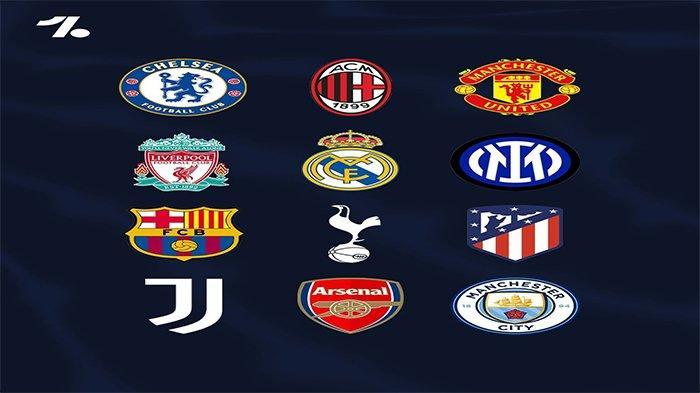 UEFA Tabuh Genderang Perang untuk ESL, Sanksi Berat Menanti AC Milan, MU, Inter hingga Barcelona