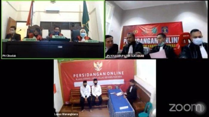 Rekor! Sehari Pengadilan di Sukabumi Vonis Mati 13 Terdakwa, Berikut Beritanya