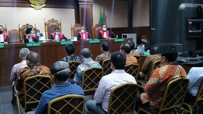 Sempat Dibatalkan, JPU Kembali Limpahkan Surat Dakwaan 13 MI Kasus Korupsi Jiwasraya