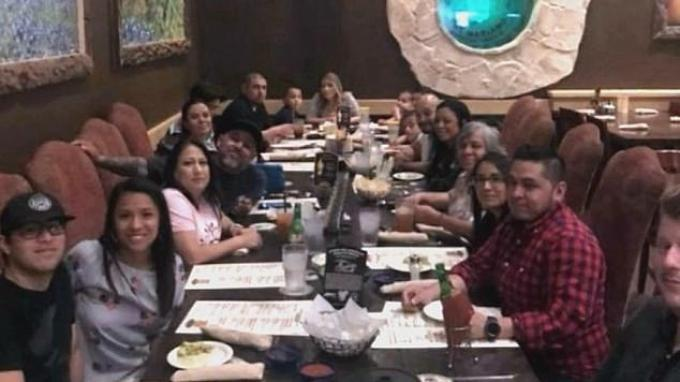 Tak Percaya Virus Corona Ada, 14 Anggota Keluarga Positif Covid-19 dan 1 Orang Meninggal di Texas