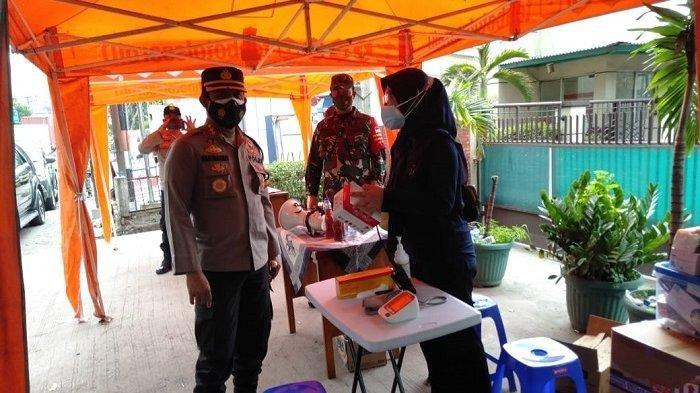 Penjagaan 24 Jam, Ada 15 Pos Penyekatan Aksi 1812 di Kota Bekasi