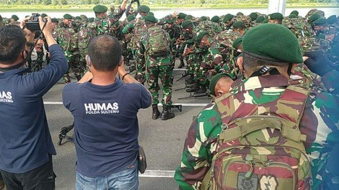 Pimpinan DPR Dukung Pengiriman Pasukan Khusus TNI ke Sigi
