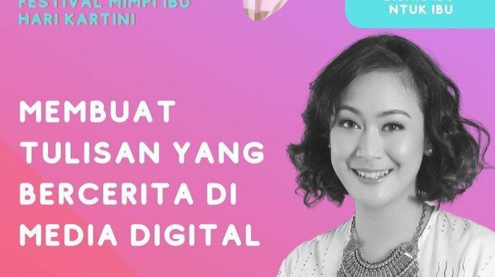 Mau Bercerita di Platform Digital? Ikuti 4 Langkah dari Editor in Chief Parapuan Ini!