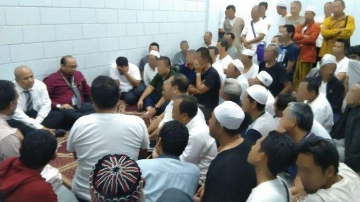181 WNI Tanpa Visa Haji dan Tasrekh Kini Diamankan di Rumah Detensi Imigrasi Syimaisi