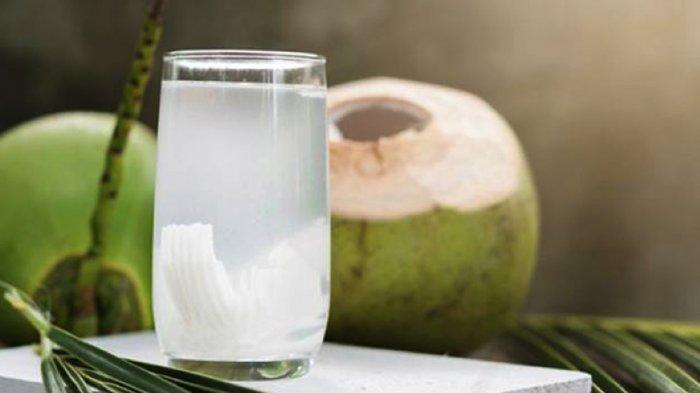 Sering Dianjurkan! Ini Manfaat Minum Air Kelapa bagi Ibu Hamil