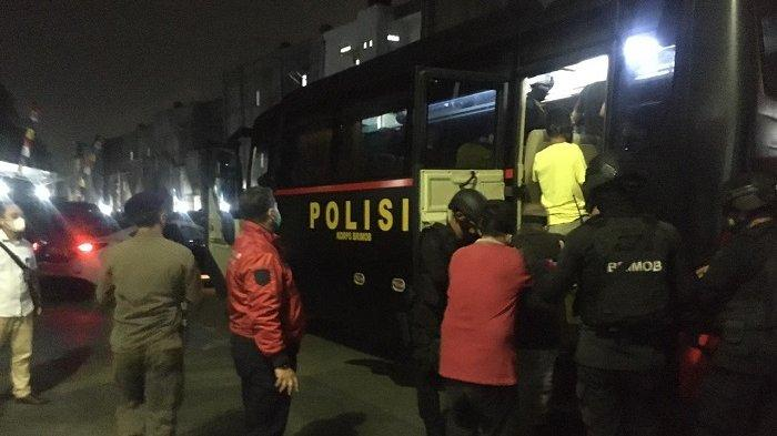 19 Narapidana Bandar Narkoba Dikirim ke Lapas Super Maximum Security Nusakambangan