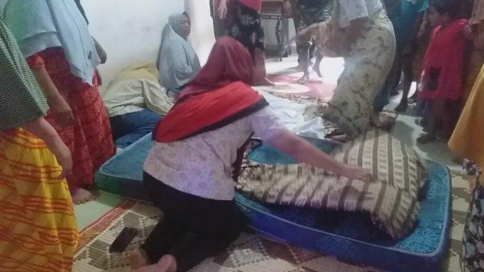 Dua Balita Kakak Beradik Tewas Tenggelam di Saluran Irigasi, Tangis Ayah Korban dan Warga Pecah