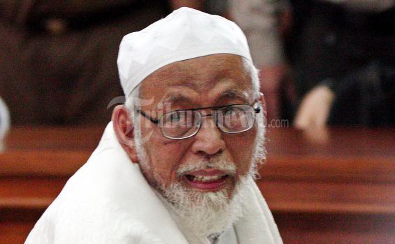 Abu Bakar Ba'asyir Menduga Bom Bunuh Diri di Surabaya Kerjaan Oknum IntelIjen Asing