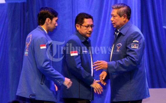 SBY Tak Pernah Mengkudeta Anas Urbaningrum di Partai Demokrat