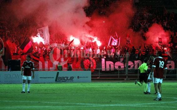 AC Milan Klub Italia Paling Terkenal di Media Sosial