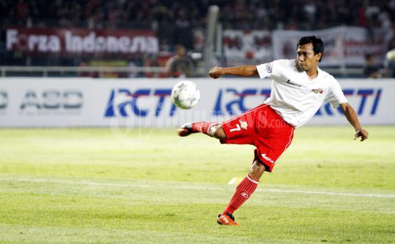 Kontes Gol Terbaik Piala Asia, Salto Widodo Cahyono Putro Wakili Timnas Indonesia