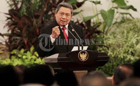 Politisi PDIP: SBY Serasa Jadi Presiden Partai Demokrat