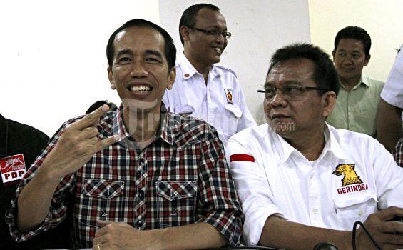 Gerindra Klaim yang Antar Jokowi Pilkada DKI