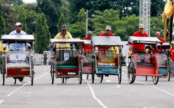 Tukang Becak di Surabaya Bakal Diberi Pekerjaan Baru dari Pemkot, Ini Pilihannya