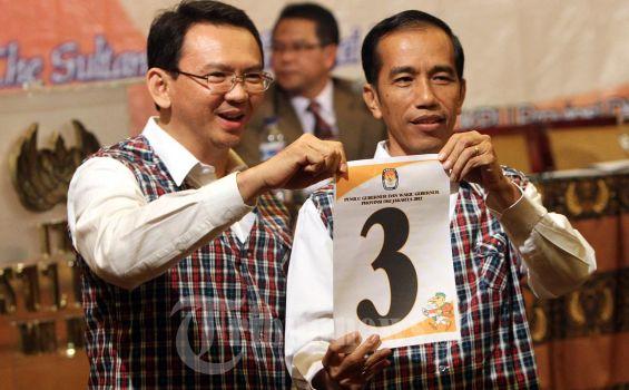 Pelantikan Jokowi-Ahok Tunggu Surat dari MK