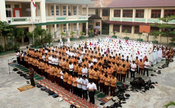 Kementerian Agama: Akses Sanitasi Dasar di Madrasah Belum Ideal