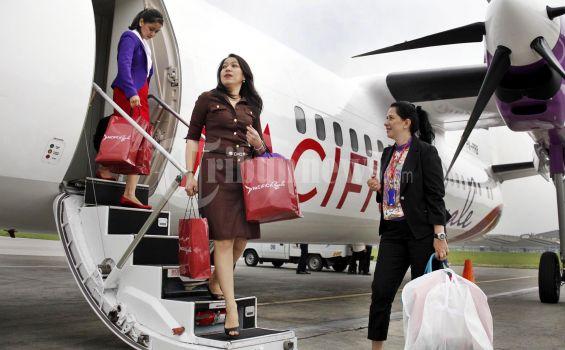 Pacific Royale Airways Buka Penerbangan ke Sumatera