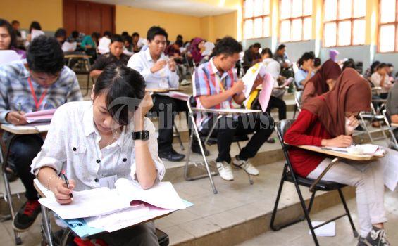 Nilai SMPTN Universitas Lampung Tertinggi Ketiga di Sumatera