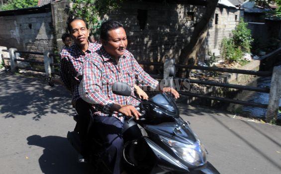 Jokowi: Mobil Saya Banyak