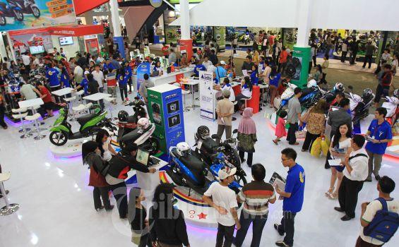 Pengunjung Jakarta Fair Mencapai 800 Ribu Orang