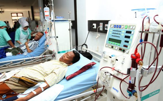 Ketua KPCDI Sayangkan Ada Rumah Sakit Liburkan Pelayanan Cuci Darah saat Pandemi Covid-19