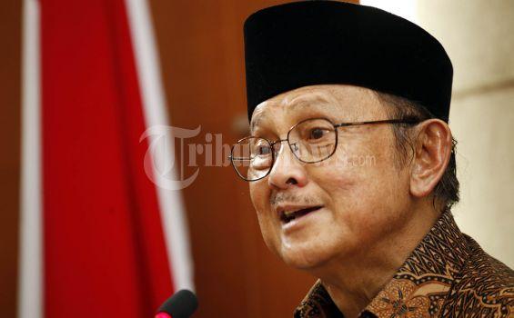 Ini Perubahan Besar Indonesia Saat BJ Habibie Menjadi Presiden, Nakhoda Penyelamat Negara