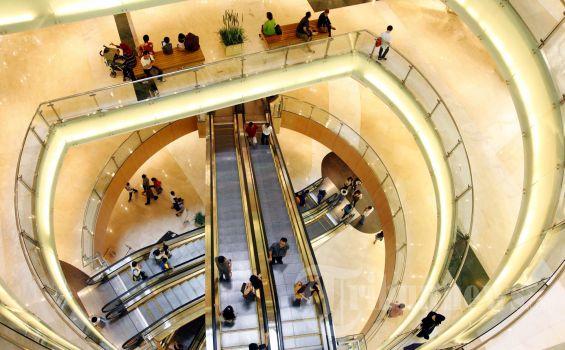 1.500 Aparat Gabungan Jaga Pasar Hingga Mal di Jakarta Pusat