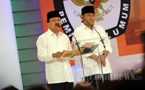 Kubu Foke Gugatan Pilgub Dki Ke Mk 50 50 Tribunnews Com Mobile