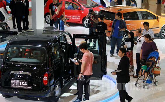 BII Tawarkan Paket 'Beli Mobil Gak Usah Mikir!'