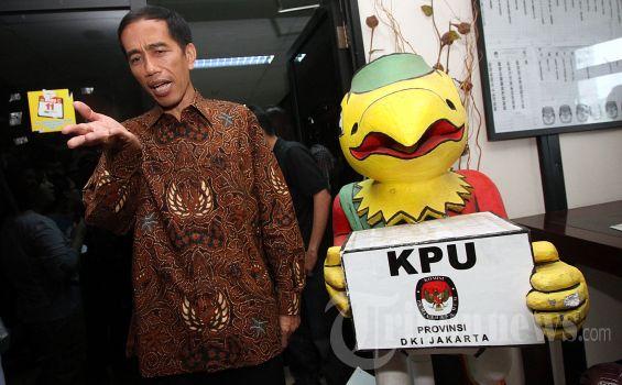 Tak Ada Lagi Yang Halangi Jokowi Jadi DKI-1