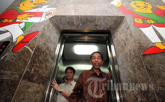 Surat Pemberhentian Jokowi Sudah Tiba di Pemprov Jateng