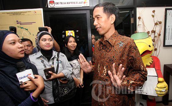 DPRD Solo Terima Surat Mundur Jokowi